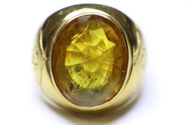แหวนทอง ภปร