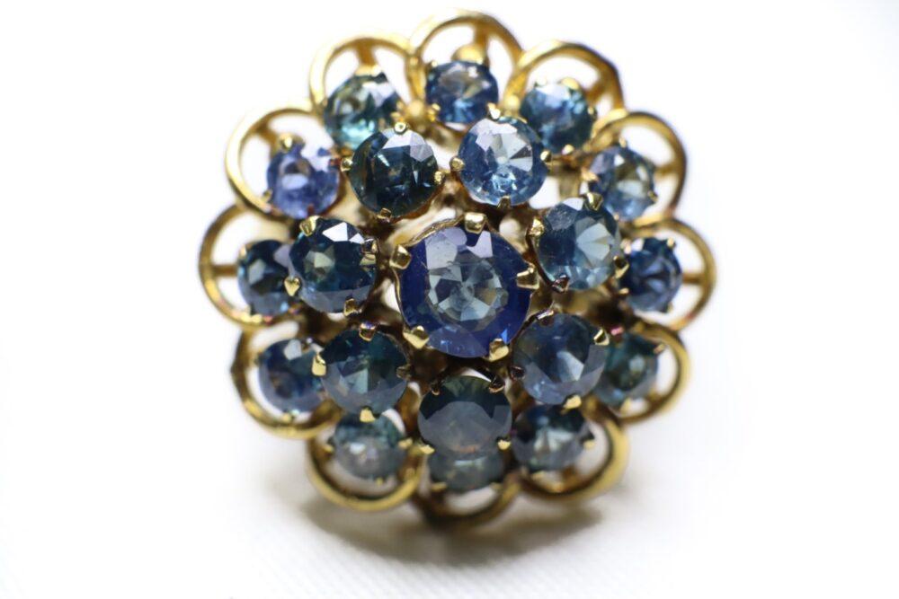 แหวนprincess ring ไพลิน