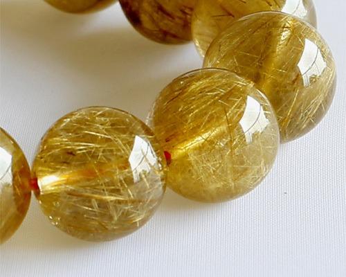 หินไหมทองมงคล