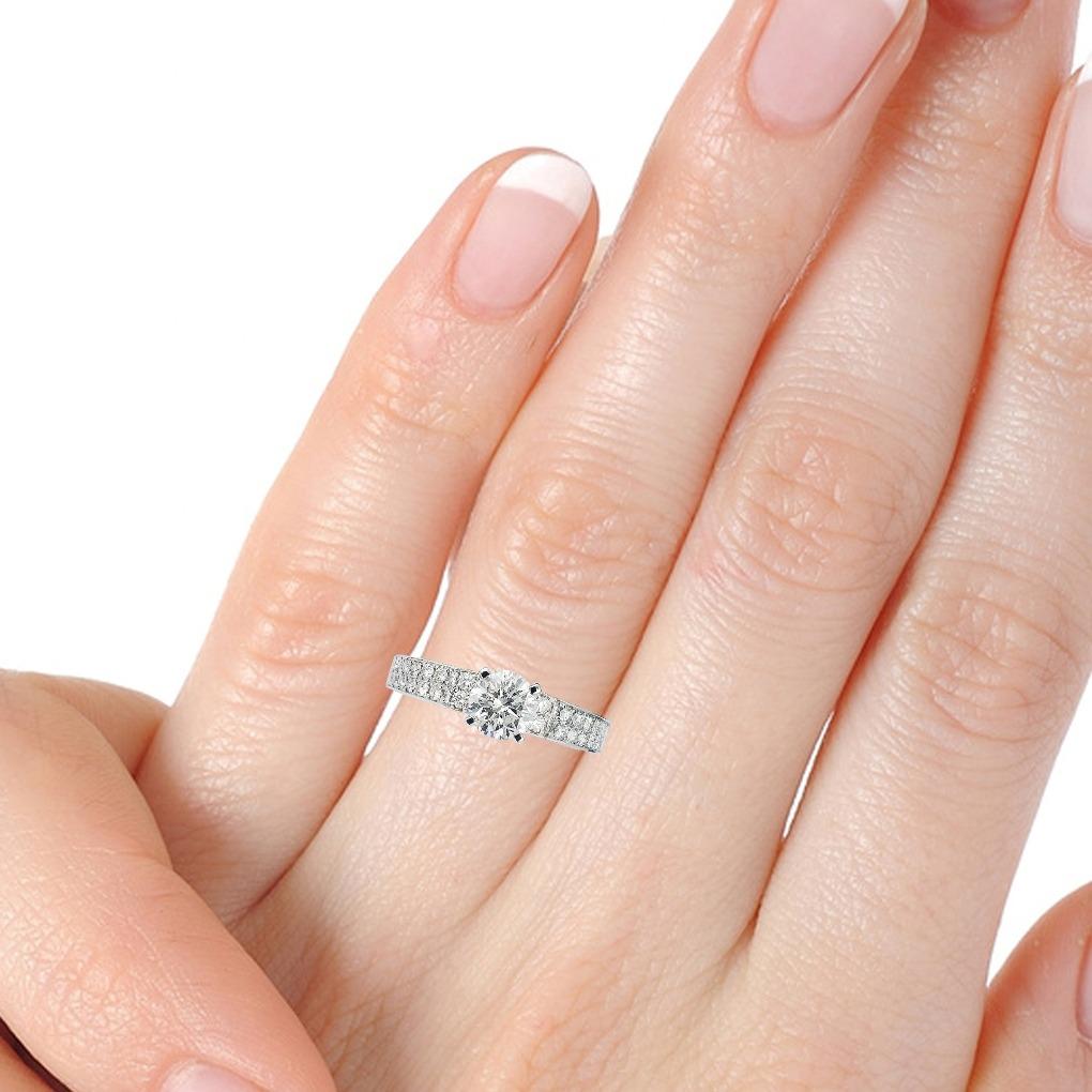 ลักษณะนิสัยตามนิ้วที่สวมแหวน