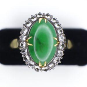 แหวนหยกพม่า