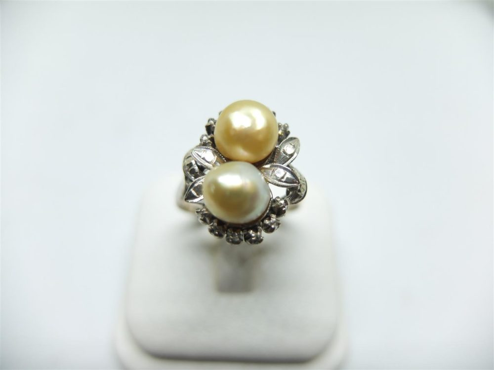 แหวนทองขาวโบราณ