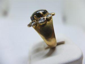 แหวนพลอยสตาร์ดำ-2
