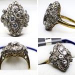 แหวนโบราณผู้หญิง ความคลาสสิคลงตัวที่ทำให้คุณแตกต่าง