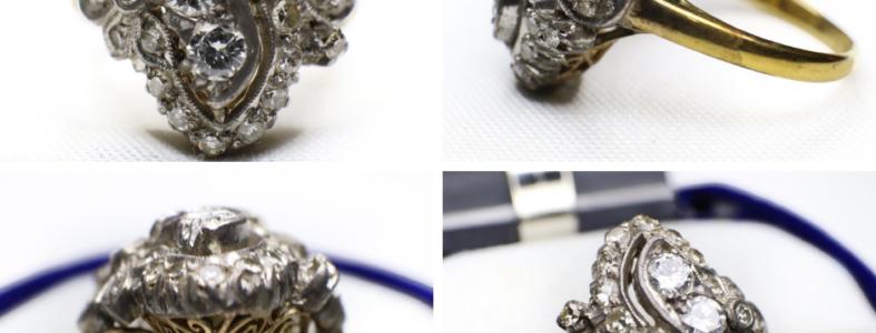 แหวนโบราณผู้หญิง